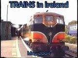 Irish Rail Trains in Ireland & Northern Ireland ´04 iarnrod eireann eire railway railroad train DART class 071 GM EMD