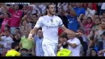 Goal Gareth Bale - Real Madrid 1-0 Real Betis - 29-08-2015