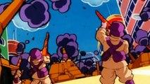 Goten & Trunks VS Hitler Remastered Dragonball Z