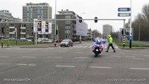 Aankomst Kijkduin Team Verkeer Den Haag Ronde van Zuid-Holland 14-03-2015