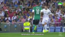 All Goals and Highlights HD _ Real Madrid 5-0 Real Betis - La Liga 29.08.2015 HD
