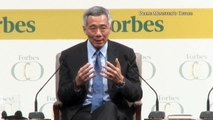 """On """"popular democracy"""" within Asia (Forbes Global CEO Conference)"""