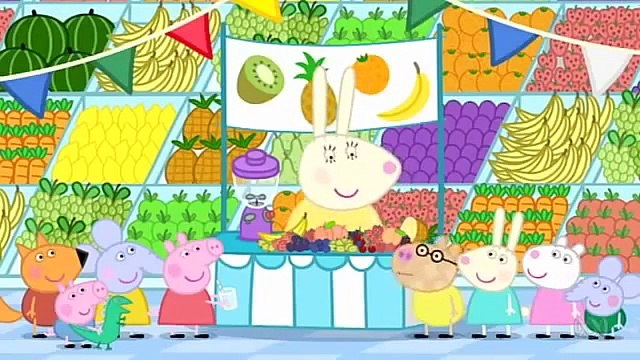 Peppa Pig - Fruit Episode 45 (English)