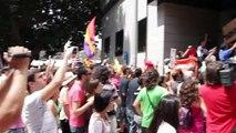 Crónica: Protesta Inauguración AVE Alicante-Madrid (Alicante)
