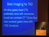 Imaging the Aorta with Echocardiogram, CT, MRI