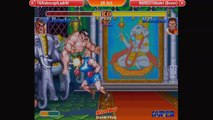 Super Street Fighter II Turbo - TEAM TIGER ROBOCOP VS NOREST ABDEL -Stunfest 2015 [23.5.2015]