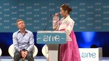 Corée du Nord   le discours de Yeonmi