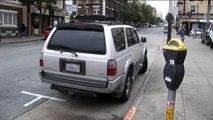 Interesting Parking Habits - People Behaving Badly