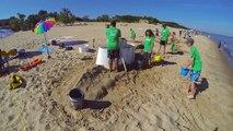 Indiana Dunes Sand Sculpture Contest | Indiana DNR