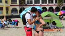10 Ways To Kiss Any Girl (GONE WILD) Kissing Prank - Social Experiment - Funny Videos - Pranks 2015
