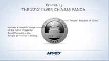 2012 Silver Chinese Panda 1 oz - MS-70 NGC. Buy One Ounce Silver Chinese Pandas Online