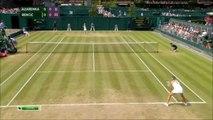 Wimbledon 2015 Victoria Azarenka vs Belinda Bencic Highlights