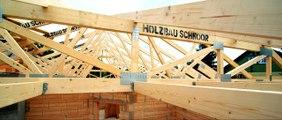 Individuelle Holzkonstruktion von Ing.-Holzbau SCHNOOR