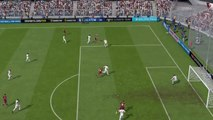Serie A FIFA 15 Torino-Roma 1-1 Highlights