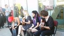 Hey Violet Acoustic Hangout #ROWYSOCleveland 21.8.15