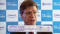 Jeffrey Sachs - Economista, Asesor Senior de la ONU en Desarrollo Sostenible