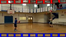 Basket Ball Shooting - Basketball 120 goal shoot on target in 5 minutes