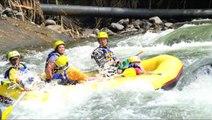 Bali Rafting Tour 2013 - Alam White Water Rafting At Telaga Waja River (Alam Amazing Adventures)