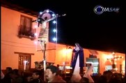 Cristos de Tlalpujahua recorren el pueblo para renovar la fe