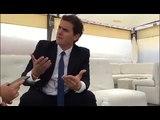 Entrevista a Albert Rivera, de Ciudadanos