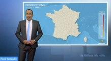 Forts orages sur le Nord-Pas-de Calais