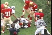 Laval Rouge et Or COUPE DUNSMORE 2000 OTTAWA VS LAVAL