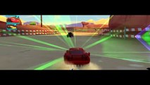 Disney Pixar Cars Lightning McQueen Cars 2 Extreme Battle Race Cool and Funny with Tow Mater!!!