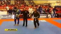 Ariitu Tepa  champion de ju jitsu brésilien