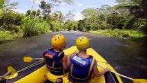 Rafting in Bali with Alam April 2014 - Bali White Water Rafting (Alam Amazing Adventures)