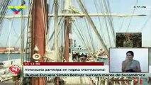 Venezuela participará en regata ´Vela Suramérica 2010´ con Buque Escuela Simón Bolívar