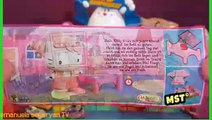 Peppa Pig Kinder Surprise Eggs Play Doh Hello Kitty [MST] Kinder Surprise Eggs Play doh