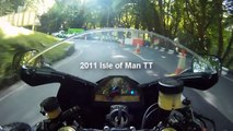 2011 Isle of man TT - Honda 1000rr Fireblade - Mountain section HD