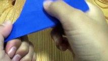 【船の折り紙】折り紙 戦艦の折り方 How to make origami