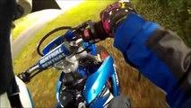 Yamaha Zuma 125 215cc kit wheelie big bore scooter - video dailymotion