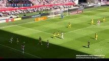 Anwar El Ghazi 1:0 | Ajax Amsterdam v. ADO Den Haag - Eredivisie 30.08.2015 HD