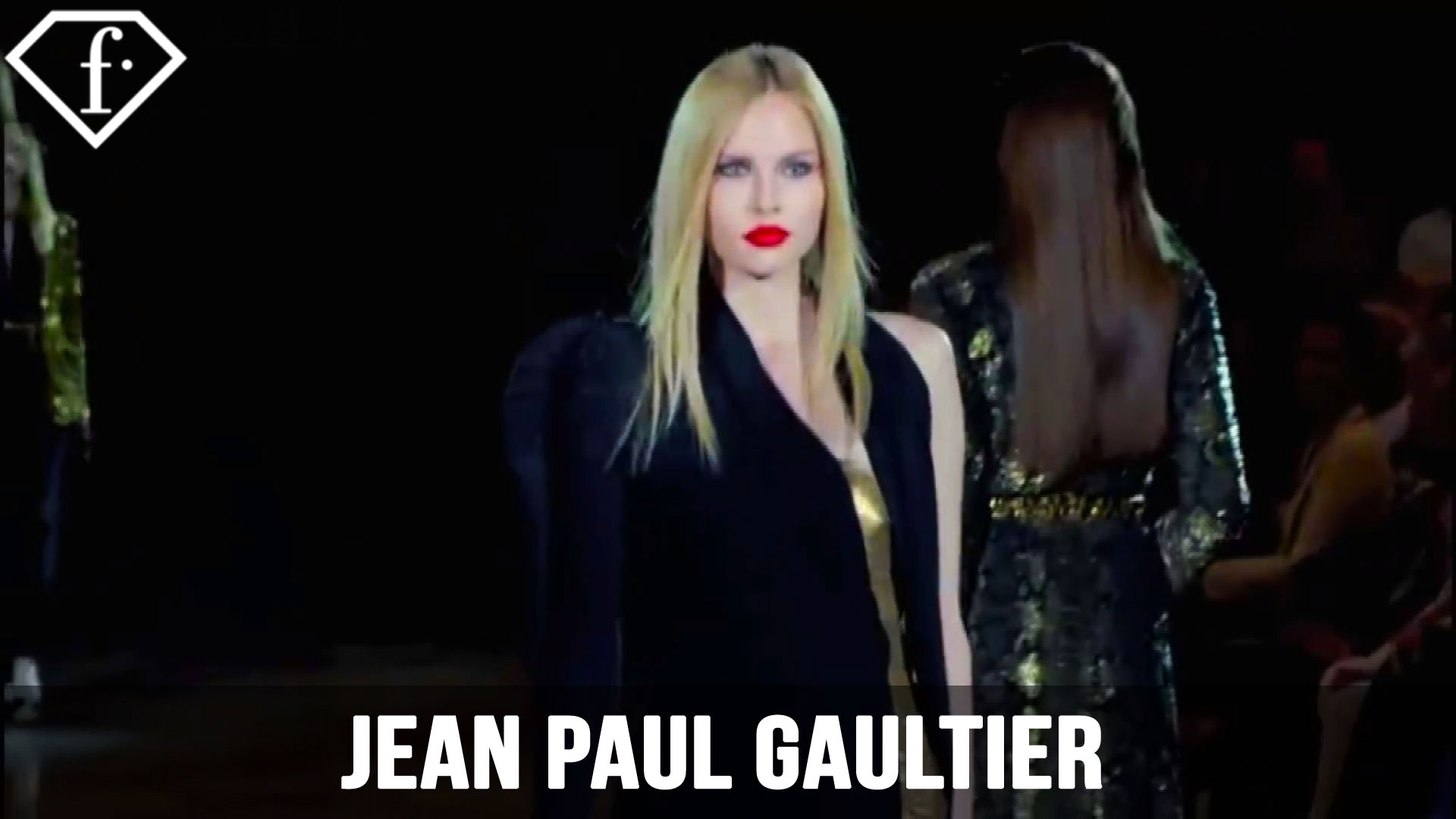GAULTIER PARIS Haute Couture new collection by Jean Paul Gaultier | FTV.com