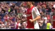 Joel Veltman GOAL - Ajax Amsterdam vs ADO Den Haag 3-0 -Eredivisie 30.08.2015 HD