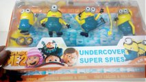 KINDER SURPRISE disney Toys minions Eggs Play for kid   Play doh Disney minions Toys for Kids