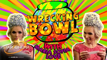 Part 1 Maria Sofia Love answers questions from the Wrecking Bowl