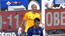 Ivan Santini Goal Club Brugge 2 - 1 Standard Liege Jupiler League 30-8-2015