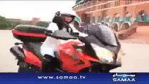Impossible Motor Bike stunts!(Trials Fusion) Pakistani show there love with heavy bikes