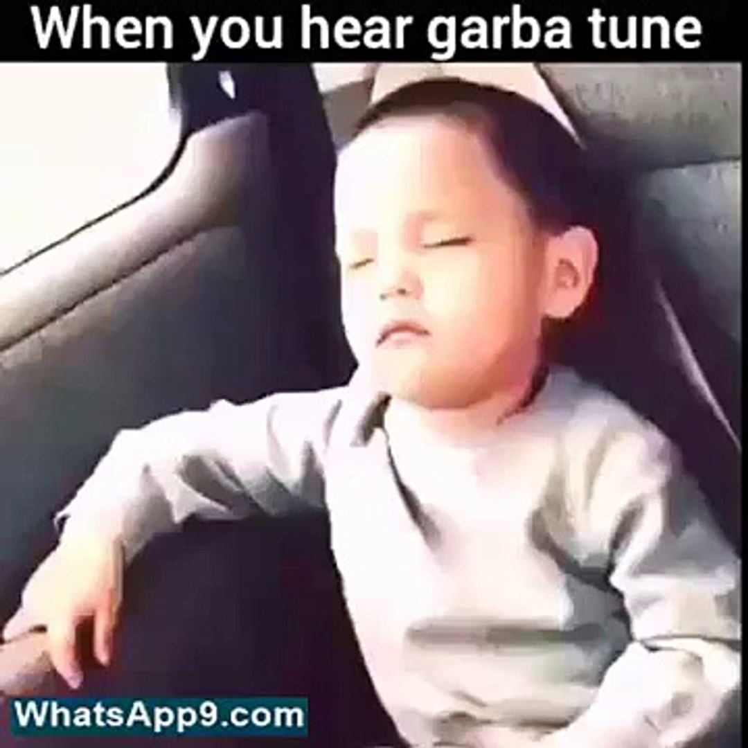 When You Hear Your Favorite Music   Funny Kid