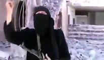 SYRIE - Une femme qui vaut 1000 hommes !  - sous-titres français