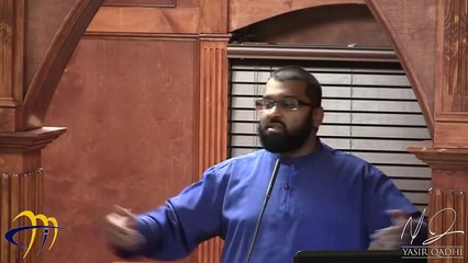 The Man with Two Gardens - Dr. Yasir Qadhi (Islamic Lecture in English)