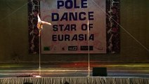 Yeva Shiyanova | Pole dance | 2 place in Pole sport | Pole dance Star of Eurasia championship | 2013