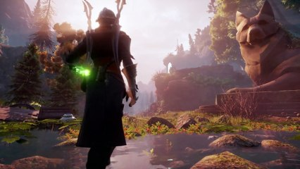 Dragon Age Inquisition - Trespasser DLC Trailer de Dragon Age : Inquisition