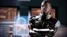 Mass Effect 2: Shepard & Jacob Romance