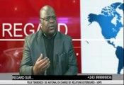 FELIX TSHISEKEDI: « Tout doit se faire dans les délais constitutionnels! Certains Combattants sont manipulés par NGBANDA, un homme du passé qui a énormement du sang dans ses mains»