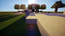 Minecraft Lets Build: Modern House 2 E1