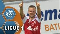 But Atila TURAN (85ème) / Stade de Reims - FC Lorient (4-1) - (REIMS - FCL) / 2015-16
